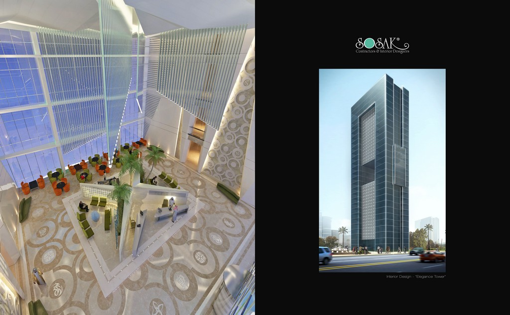 luxury towers and bridges design and architecture